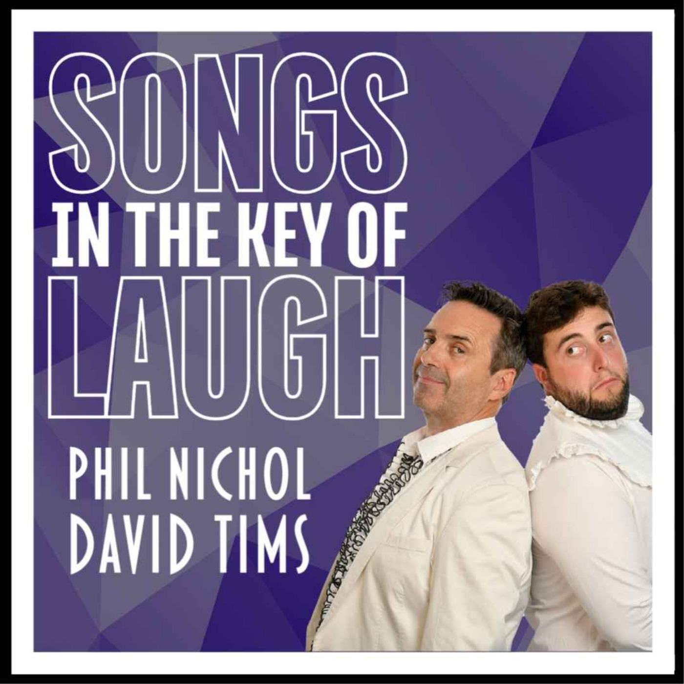 Songs In The Key Of Laugh – COMING SOON!